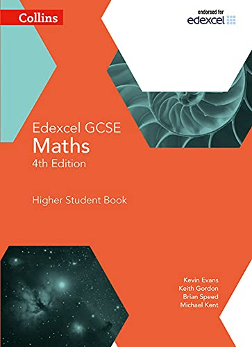 9780008113810: Collins GCSE Maths — Edexcel GCSE Maths Higher Student Book