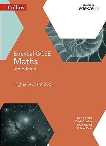 9780008113810: Edexcel GCSE Maths Higher Student Book (Collins GCSE Maths)