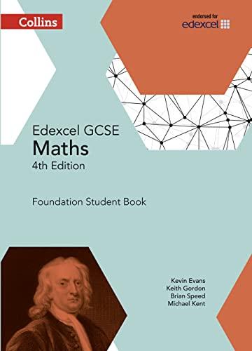 9780008113827: GCSE Maths Edexcel Foundation Student Book (Collins GCSE Maths)