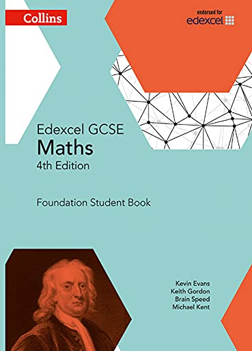 9780008113827: Collins GCSE Maths ? Edexcel GCSE Maths Foundation Student Book [Fourth Edition]