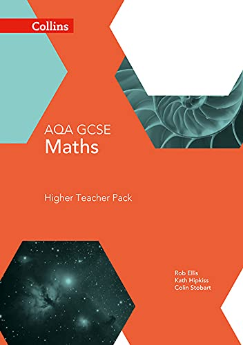 9780008113919: GCSE Maths AQA Higher Teacher Pack (Collins GCSE Maths)