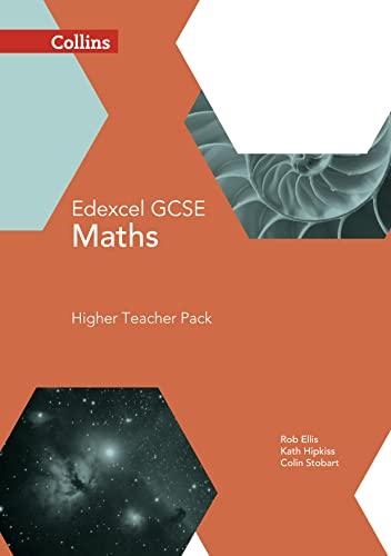 9780008113933: Edexcel GCSE Maths Higher Teacher Pack (Collins GCSE Maths)