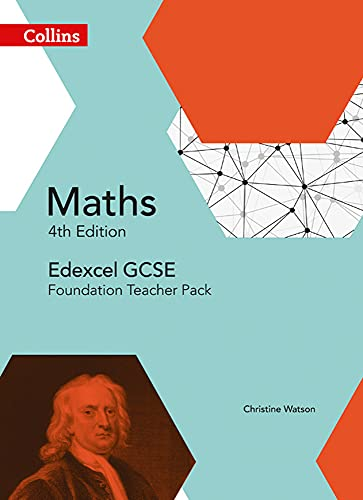 9780008113940: Edexcel GCSE Maths Foundation Teacher Pack (Collins GCSE Maths)