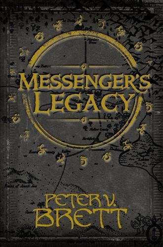 MESSENGER'S LEGACY : LIMITED SIGNED & NUMBERED FIRST EDITION FIRST IMPRESSION