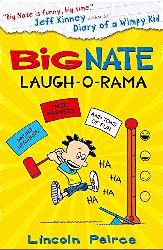 9780008114978: big nate laugh-o-rama