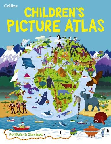 9780008115395: Collins Picture Atlas