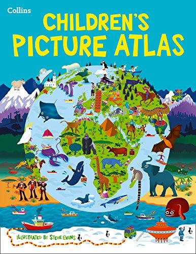 9780008115395: Collins Picture Atlas