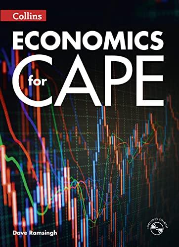 9780008115890: Collins Economics for Cape