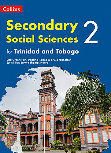 9780008115906: Collins Secondary Social Studies for the Caribbean - Student's Book 2 (Collins Secondary Social Sciences for the Caribbean)