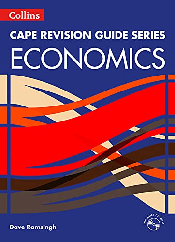 9780008116040: Collins Cape Revision Guide - Economics