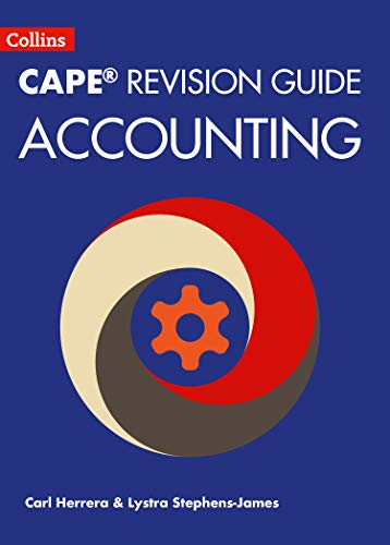 9780008116057: Collins Cape Revision Guide - Accounting (Collins CAPE Accounting)