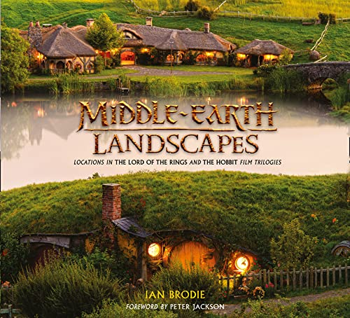 9780008116149: Middle-earth Landscapes: Locations in The Lord of the Rings and The Hobbit Film Trilogies