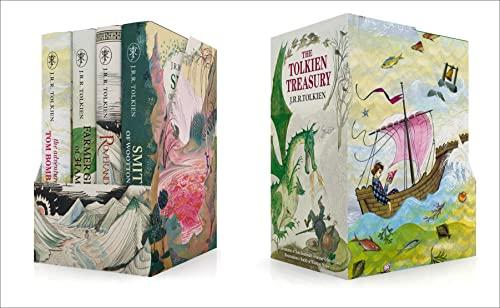 9780008116644: The Tolkien Treasury: Roverandom, Farmer Giles of Ham, the Adventures of Tom Bombadil, Smith of Wootton Major