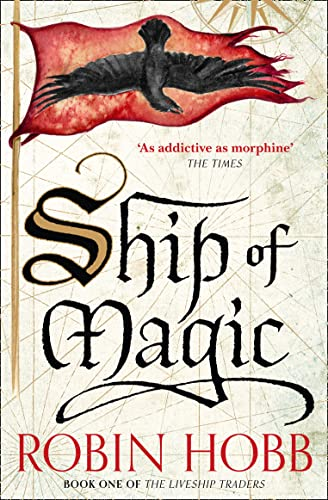 9780008117450: Ship of Magic (The Liveship Traders, Book 1)