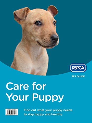 9780008118273: Care for Your Puppy (RSPCA Pet Guide)
