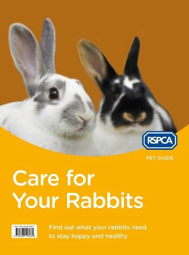 9780008118280: RSPCA Pet Guide: Care For Your Rabbit [New Edition]