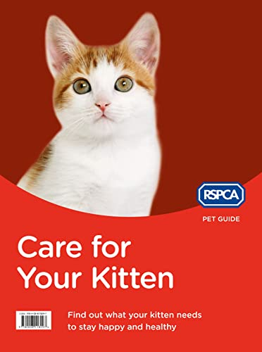 9780008118297: Care for Your Kitten (RSPCA Pet Guide)