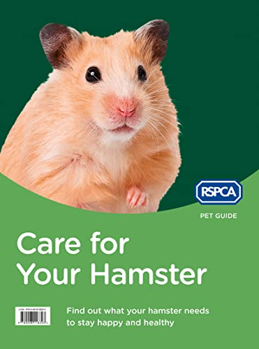 9780008118303: Care for Your Hamster (RSPCA Pet Guide)