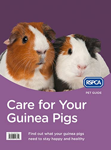 9780008118310: Care for Your Guinea Pigs (RSPCA Pet Guide)
