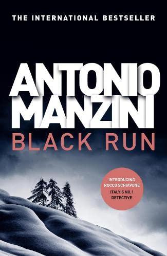 9780008119003: Black Run (A Rocco Schiavone Mystery)