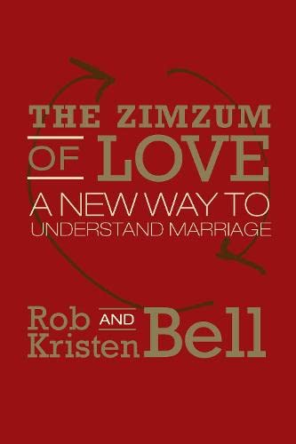 9780008120276: The Zimzum of Love: A New Way of Understanding Marriage