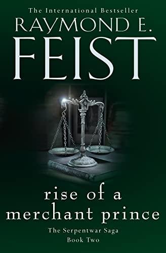 9780008120849: Rise of a Merchant Prince (the Serpentwar Saga, Book 2)