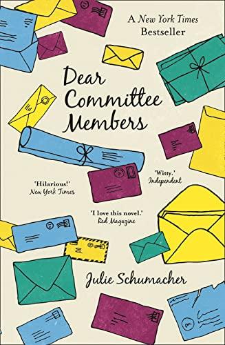 9780008120887: Dear Committee Members