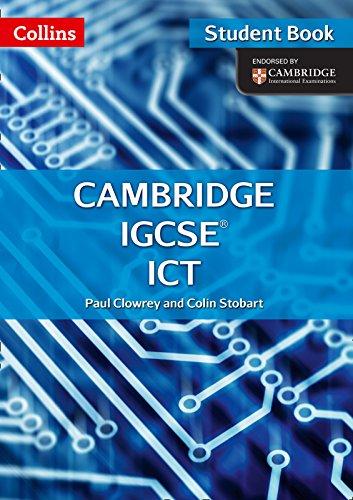 9780008120979: Collins Cambridge IGCSE � Cambridge IGCSE ICT Student Book and CD-ROM