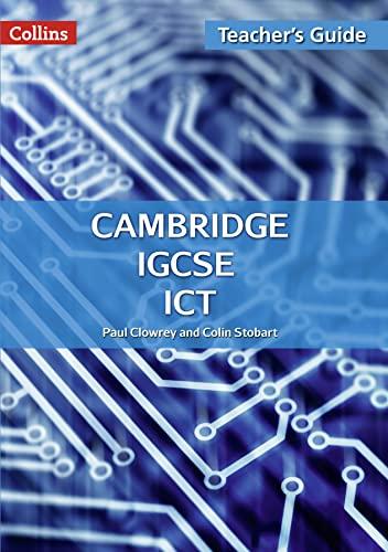 9780008120986: Cambridge IGCSE ICT Teacher Guide (Collins Cambridge IGCSE)