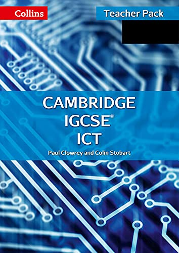 9780008120986: Cambridge IGCSE ICT: Teacher Guide (Collins Cambridge IGCSE ®)