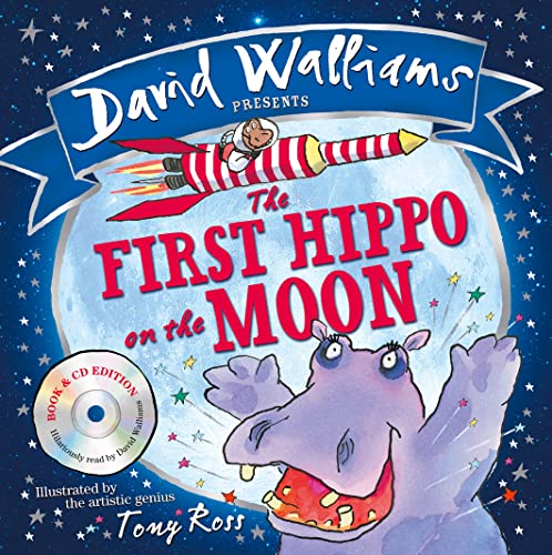 9780008121860: The First Hippo on the Moon