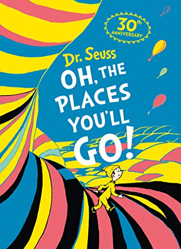 9780008122119: Oh, The Places You'll Go! Deluxe Slipcase edition (Dr. Seuss)