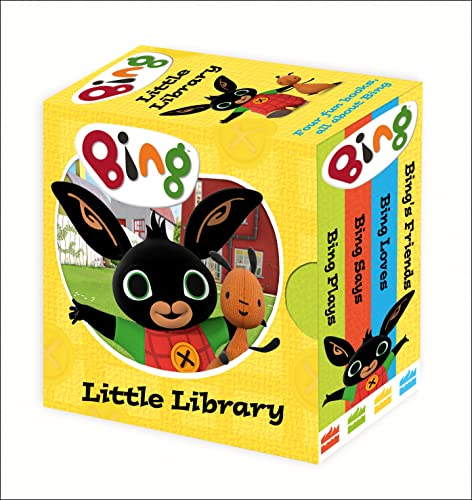 9780008122164: Bing's Little Library (Bing)