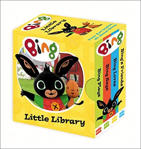 9780008122164: Bing's Little Library (Bing)