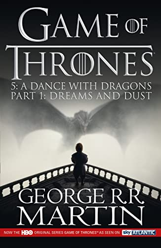 9780008122300: A Dance with Dragons: Part 1 Dreams and Dust (A Song of Ice and Fire, Book 5)