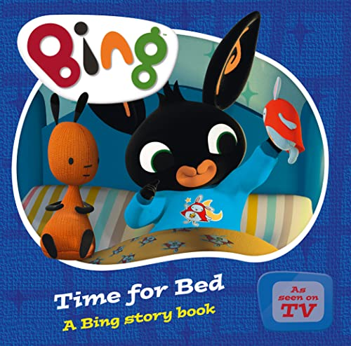 Time for Bed (Bing): Series Bing 12