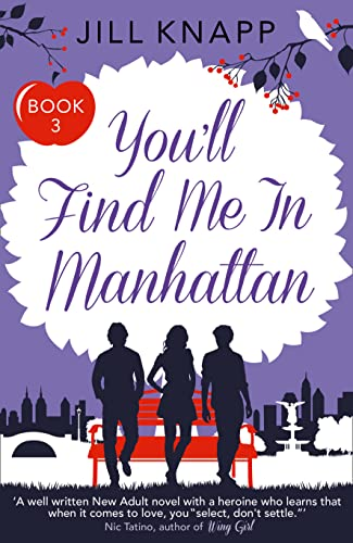 9780008122843: You'll Find Me in Manhattan (What Happens to Men When They Move to Manhattan?)