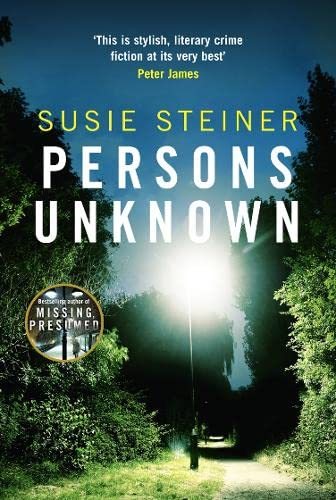 9780008123338: Susie Steiner Untitled Book 2