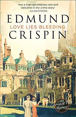 9780008124151: Love Lies Bleeding (A Gervase Fen Mystery)
