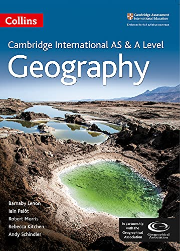 9780008124229: Collins Cambridge AS and A Level – Cambridge AS and A Level Geography Student Book