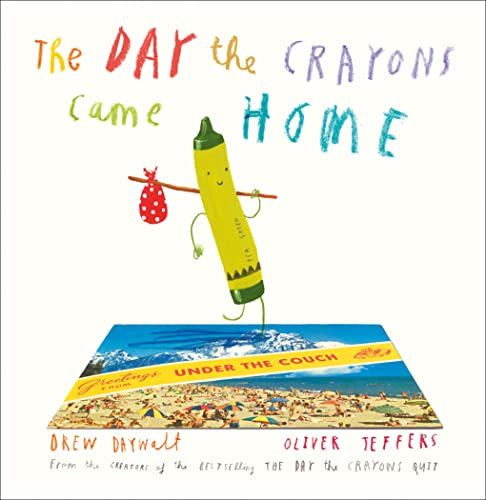 9780008124434: The Day the Crayons Came Home