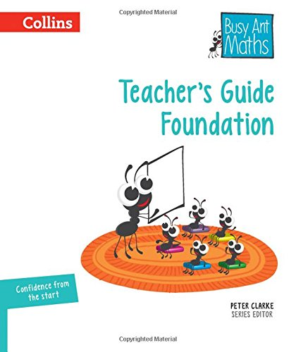 9780008124625: Teacher's Guide F: Busy Ant Maths