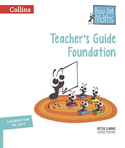 9780008124625: Busy Ant Maths - Teacher's Guide F