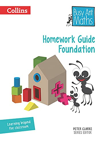 9780008124632: Busy Ant Maths - Homework Guide F