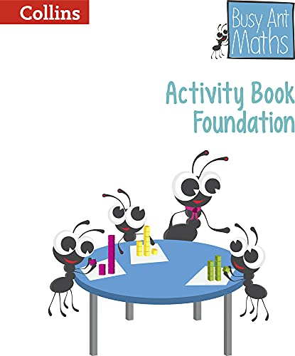 9780008124649: Busy Ant Maths - Activity Book F