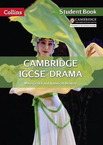 9780008124670: Cambridge IGCSE® Drama Student Book (Collins Cambridge IGCSE)