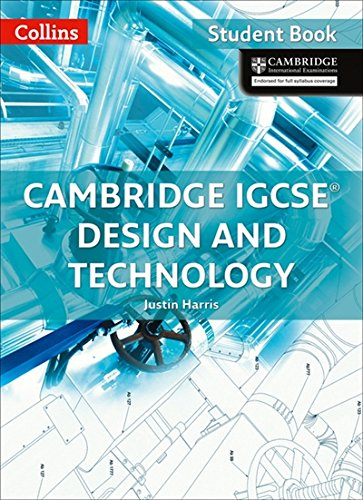 9780008124687: Cambridge IGCSE™ Design and Technology Student's Book (Collins Cambridge IGCSE™) (Collins Cambridge IGCSE (TM))