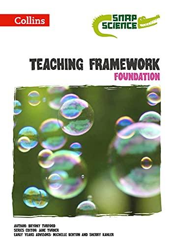 9780008124748: Snap Science - Teaching Framework Foundation