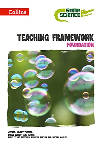 9780008124748: Snap Science � Teaching Framework Foundation