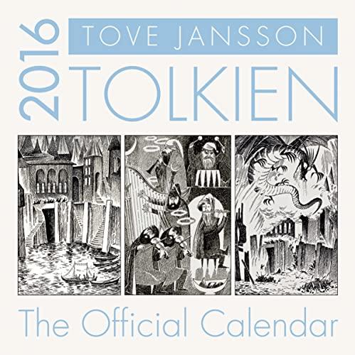9780008124779: Tolkien Calendar 2016 (Calendars 2016)